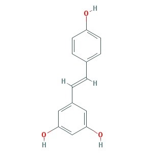 Trans-resveratrol 2