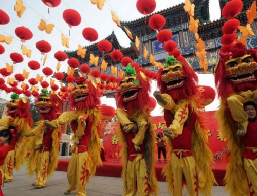 Do you know the culture about chinese new year?